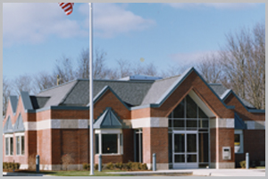 photo of our Allendale branch