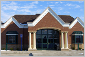 Photo of Byron Center branch