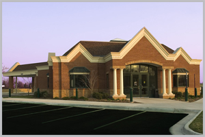 Photo of Gaines branch in Grand Rapids