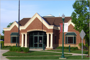 Photo of our Hudsonville branch