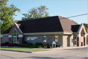 photo of our Maple Avenue branch