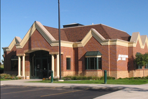 Photo of our Walker branch