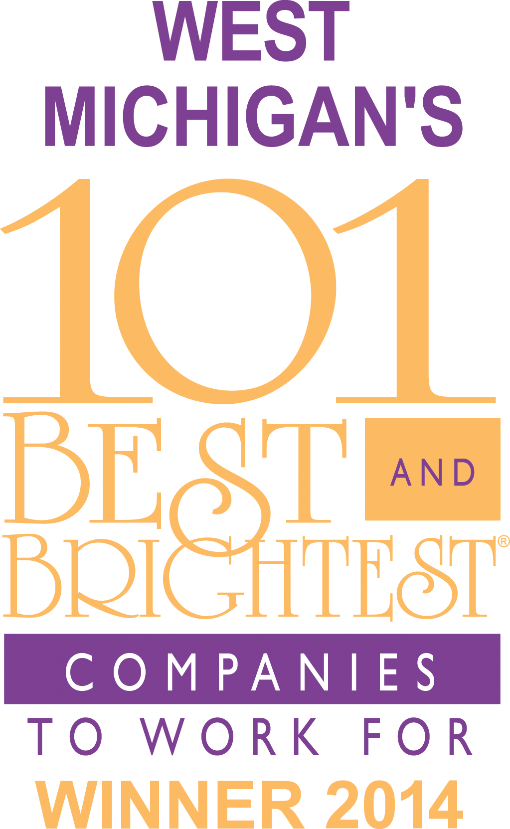 West Michigan's 101 Best & Brightest Companies to Work For